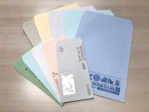 封筒印刷や販促品